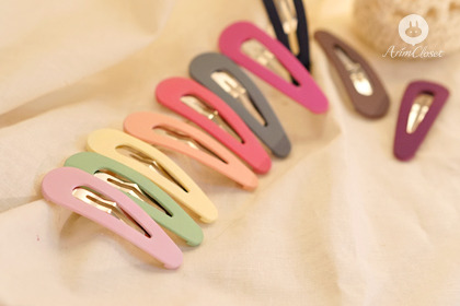 [4차입고] 파스텔 물감 - 2type simple pastel color pin (random 2ea1set)